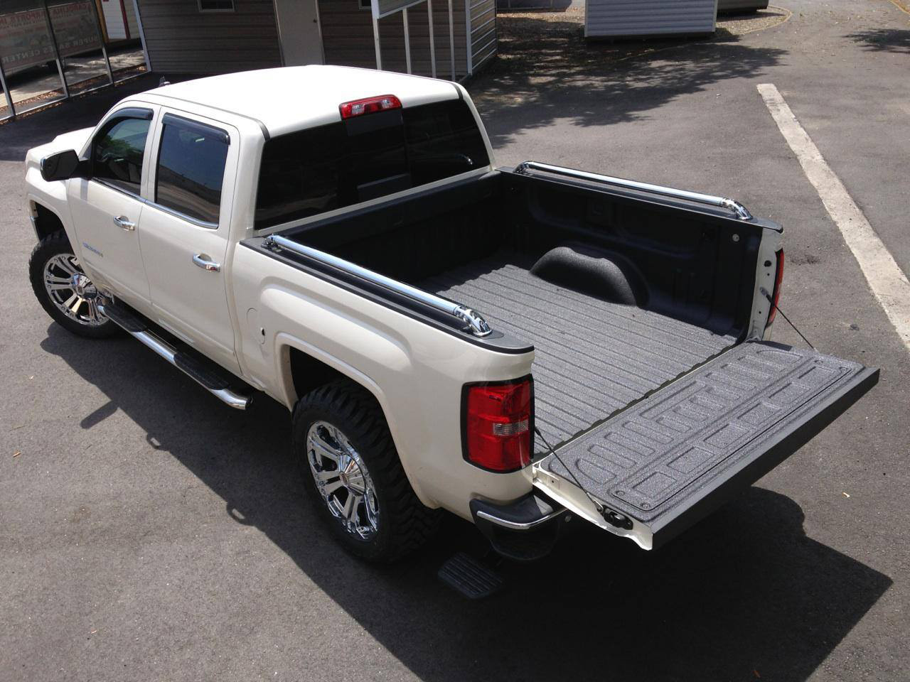 bedliner spray automotive in on liner kits scorpion dsi bed