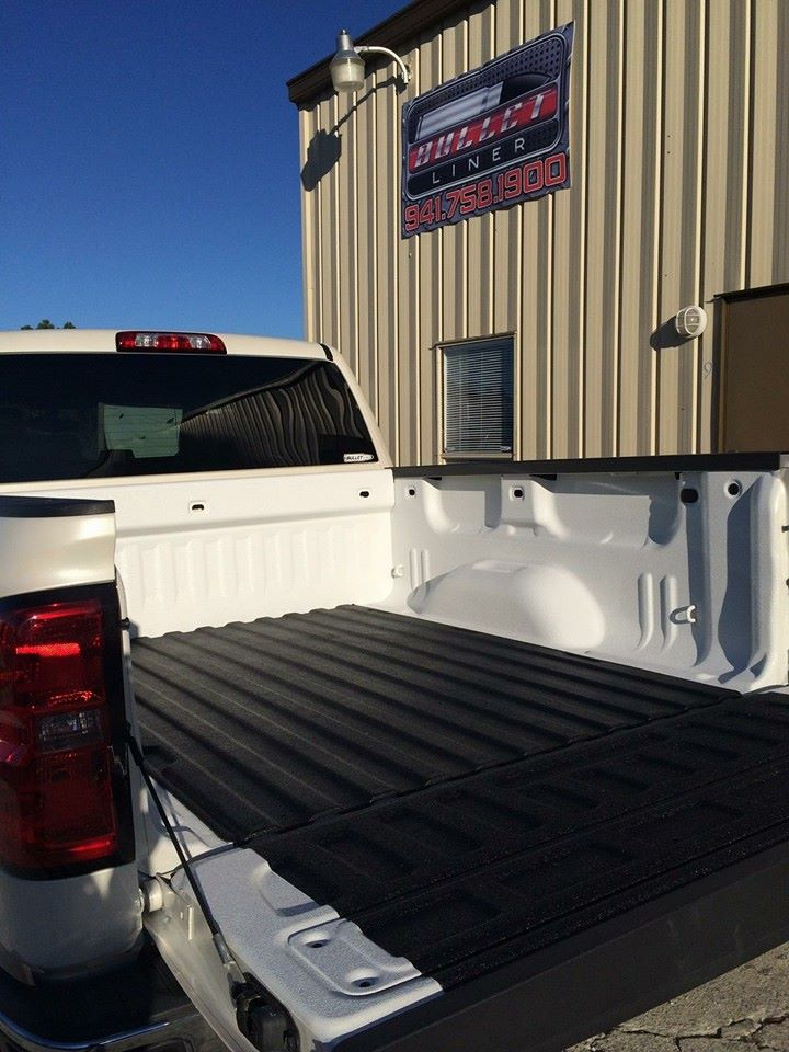 Truck Liner Spray >> Bullet Liner – Spray-On Bed Liner for Truck Beds & Off ...